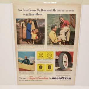 vintage-s-goodyear-super-cushion-tires-ad-vintage-print-advertisement