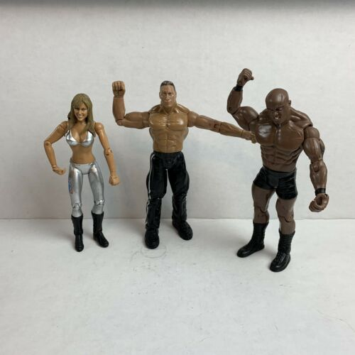 wwe-jakks-bobby-lashley-the-rock-michelle-mccool-wrestling-figure-wwf