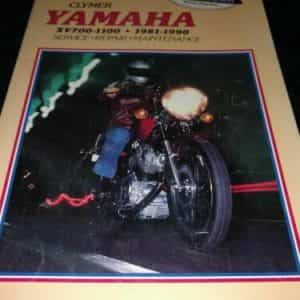 yamaha-xv-motorcycle-clymer-service-manual