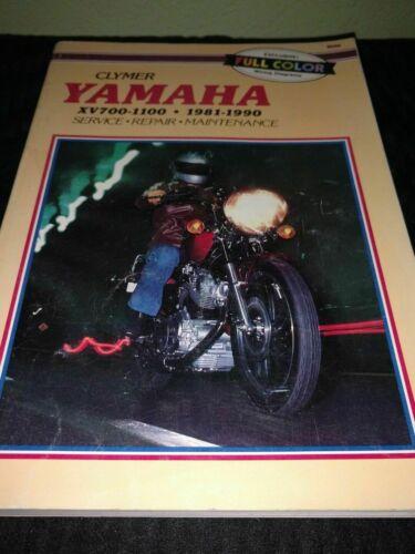 yamaha-xv-motorcycle-clymer-service-manual