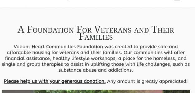 Valiant Heart Comunities Foundation