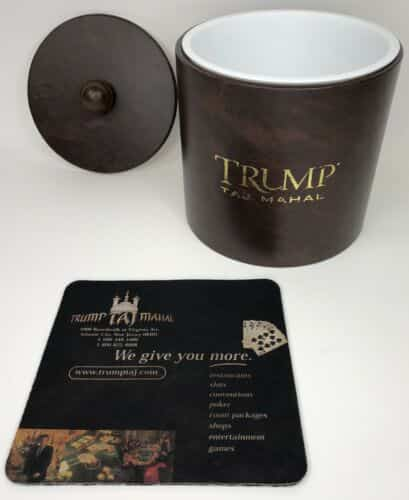 donald-trump-taj-mahal-casino-resort-ice-bucket-brown-hotel-souvenir-barware