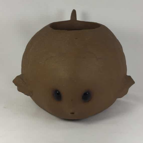 vintage-freeman-mcfarlin-pottery-blowfish-planter