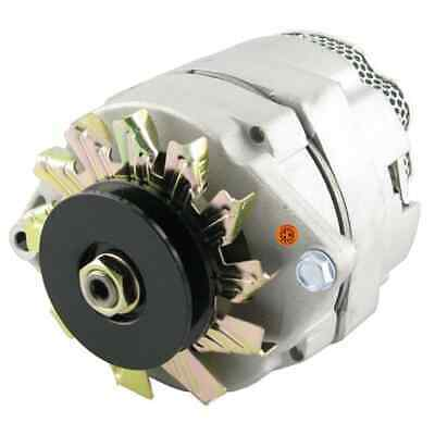 Case-BACKHOE Alternator - New 12V 94A 10SI Aftermarket Delco Remy