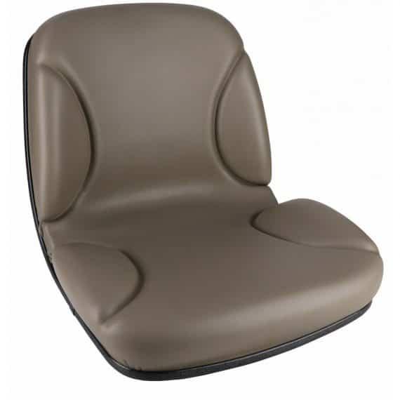 Case IH Bucket Seat, Gray Vinyl SA87385236 Tractor