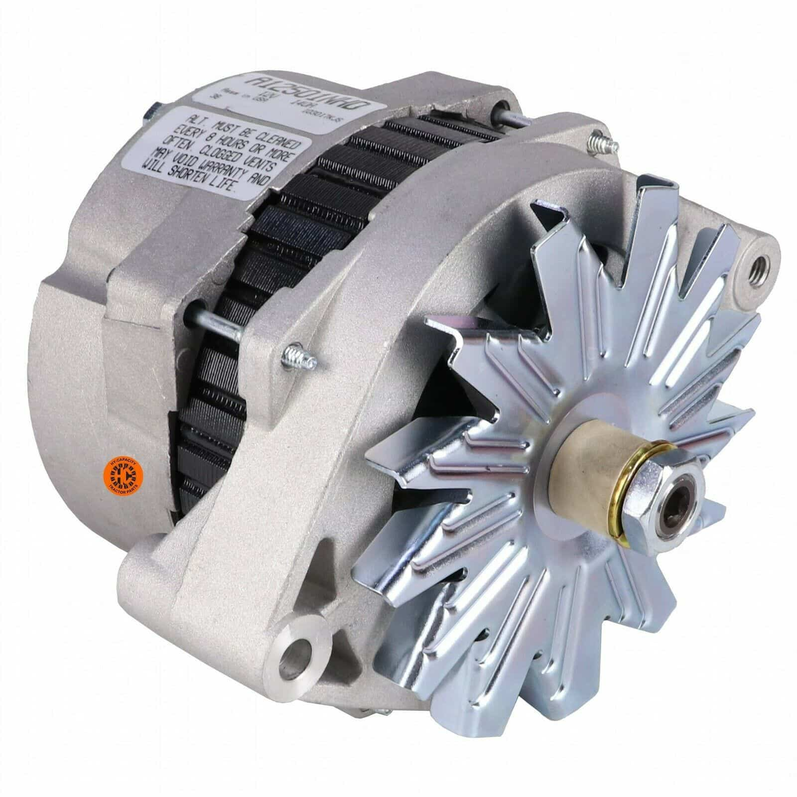 case-tractor-alternator-new-v-a-si-aftermarket-delco-remy