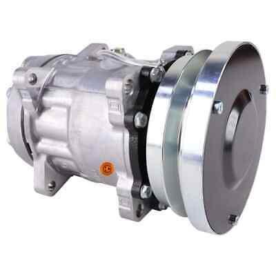 Caterpillar D5C Crawler/Dozer Air Conditioning Compressor, w/ Clutch