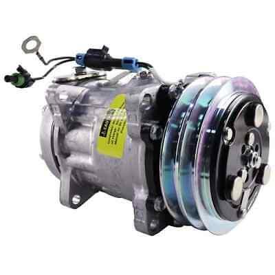 ford-new-holland-bale-wagon-air-conditioning-compressor-w-clutch