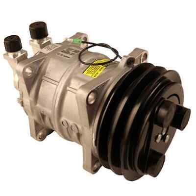 Ford/New Holland FW40 Tractor Air Conditioning Seltec/Tama Compressor, w/ Clutch