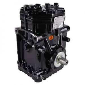 Gleaner E3 Combine Air Conditioning York Compressor, w/o Clutch