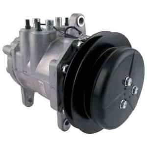 john-deere-cotton-picker-air-conditioning-compressor-w-clutch