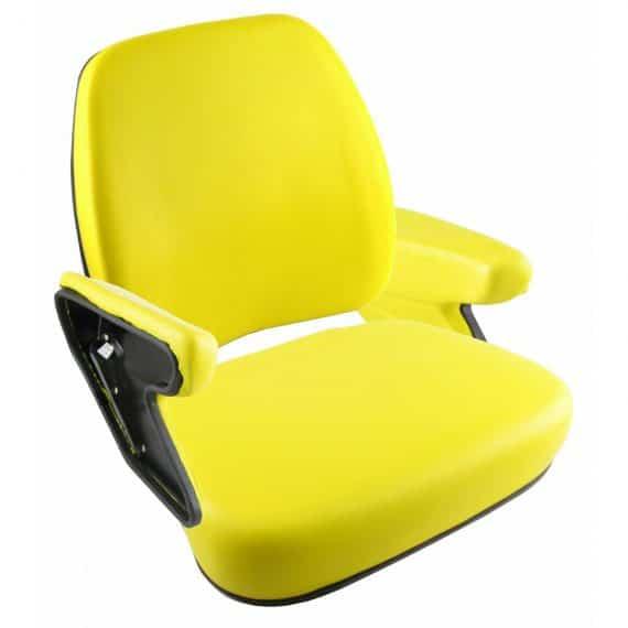 john-deere-mid-back-seat-yellow-vinyl-sr-tractor