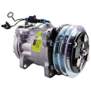oliver-tractor-air-conditioning-compressor-w-clutch