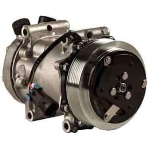 versatile-tractor-air-conditioning-compressor-w-clutch