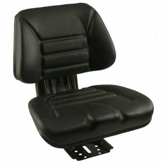 zetor-tractor-low-back-seat-black-vinyl-w-mechanical-suspension-seat