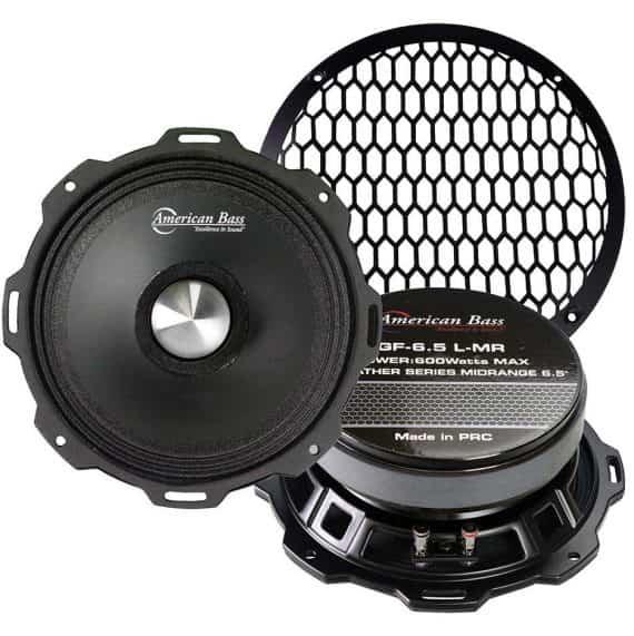-NEW- American Bass SQT14 1 Inch Tweeter 200 Watts
