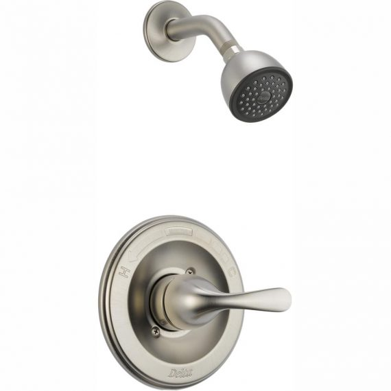 delta-classic-t-ss-handle-shower-faucet-trim-kit-in-stainless-valve-not-included
