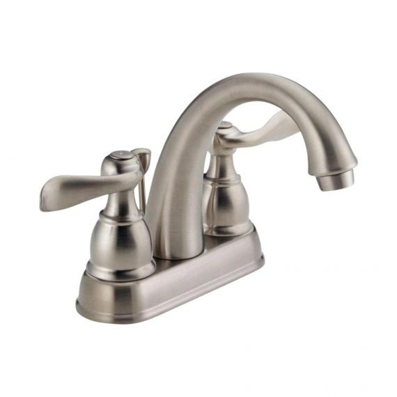 delta-windemere-blf-ss-handle-bathroom-faucet-with-metal-drain-assembly-in-stainless