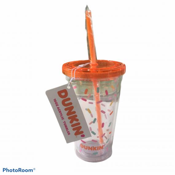 dunkin-cup-colored-speckles-orange-lid