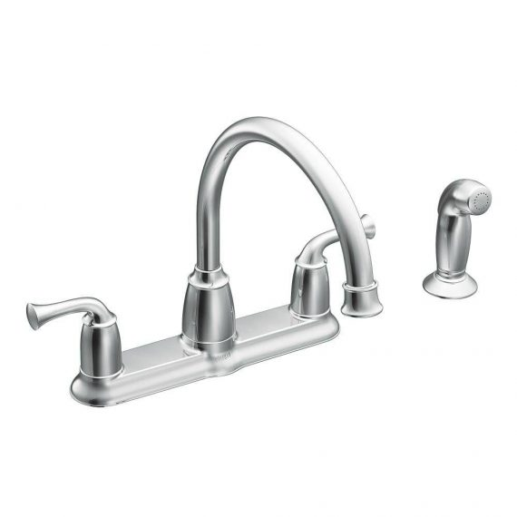 moen-banbury-ca-handle-mid-arc-standard-kitchen-faucet-with-side-sprayer-in-chrome