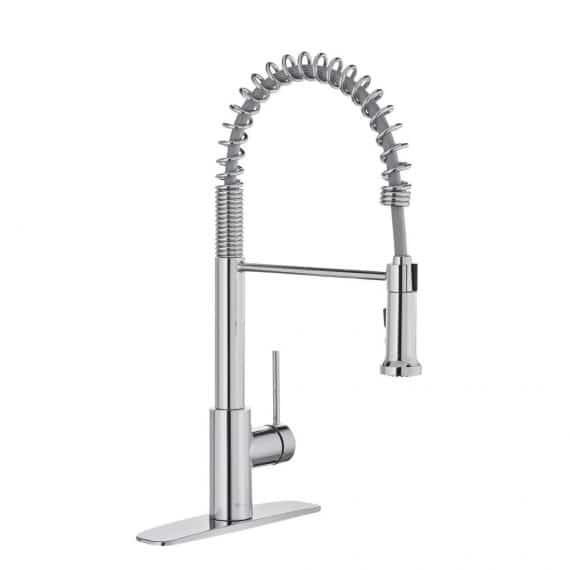 glacier-bay-lemist-fpafcp-single-handle-coil-springneck-pull-down-sprayer-kitchen-faucet-in-chrome
