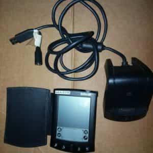 ibm-workpad-c-palm-pda-with-data-charging-base-no-adaptor