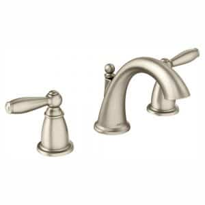 moen-brantford-tbn-in-widespread-handle-high-arc-bathroom-faucet-trim-kit-in-brushed-nickel-valve-not-included