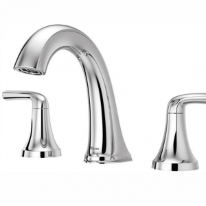 pfister-ladera-lf-lrcc-in-widespread-handle-bathroom-faucet-in-polished-chrome