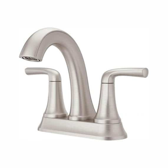 pfister-ladera-lf-lrgs-in-centerset-handle-bathroom-faucet-in-spot-defense-brushed-nickel