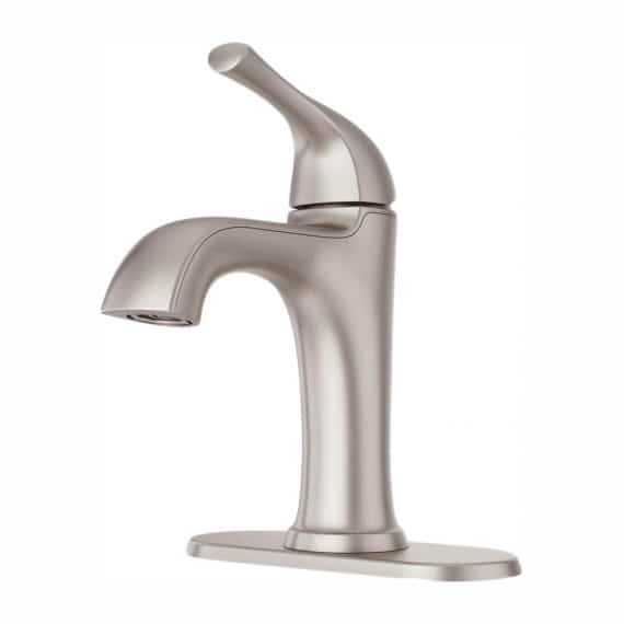 pfister-ladera-lf-lrgs-single-hole-single-handle-bathroom-faucet-in-spot-defense-brushed-nickel
