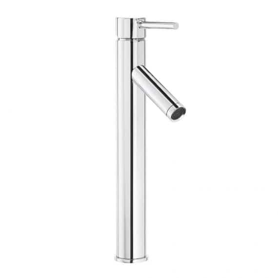 glacier-bay-modern-single-hole-single-handle-vessel-bathroom-faucet-in-chrome-with-drain