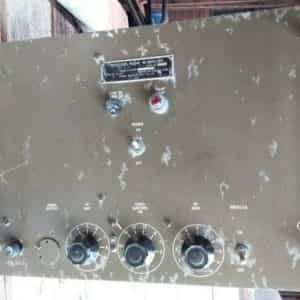 military-aircraft-plane-large-ham-radio-receiver-r-c-gr-for-parts-or-repair