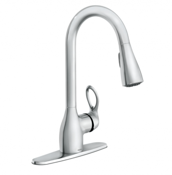 moen-kleo-ca-single-handle-pull-down-sprayer-kitchen-faucet-with-reflex-and-power-clean-in-chrome