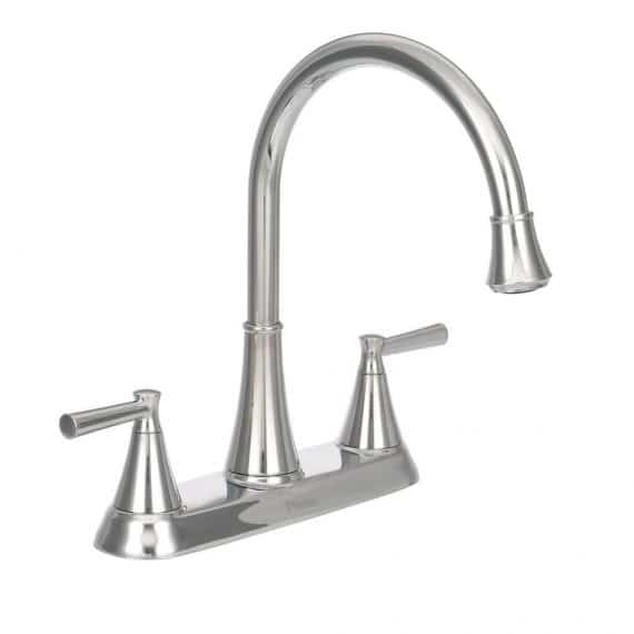 pfister-cantara-f-crc-high-arc-handle-standard-kitchen-faucet-with-side-sprayer-in-polished-chrome