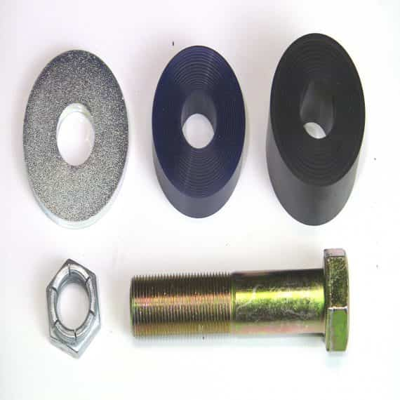 HD Top Bolt Kit (FITS HD RECEIVER MOUNT SH-HD200 & HD620 ONLY, includes bushings & top bolt, nut & washer )