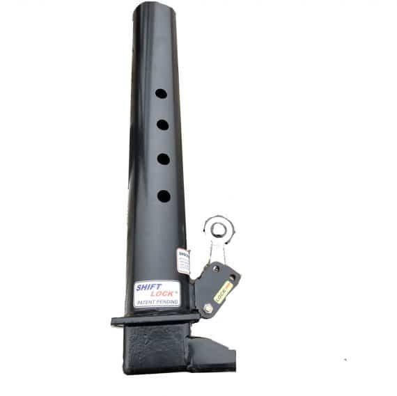 Shift Lock Gooseneck Coupler - Replacement Inner Tube Stem & Shift Lock Coupler