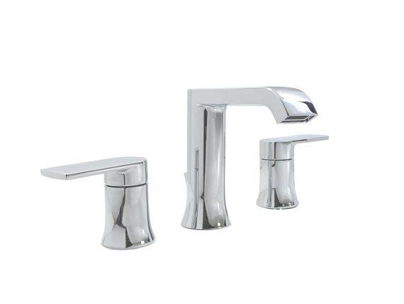 Moen Genta - 84763 - 8 IN. Widespread 2-Handle Bathroom Faucet