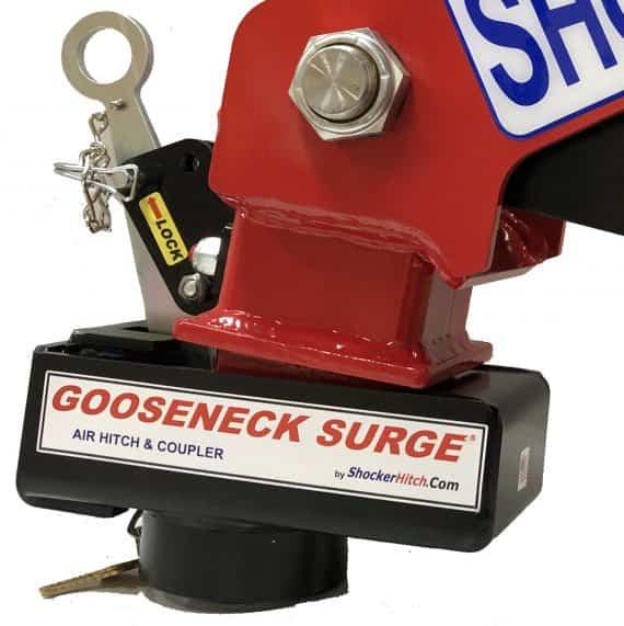 Shift Lock Gooseneck Coupler Lock Kit