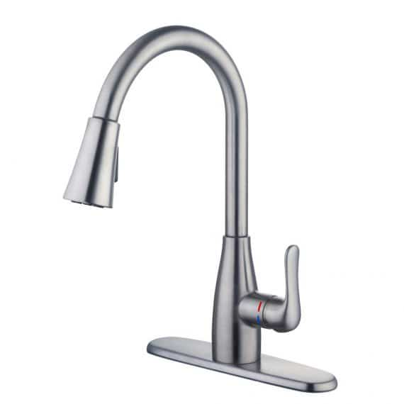 glacier-bay-mckenna-single-handle-pull-down-sprayer-kitchen-faucet-in-stainless-steel-with-turbospray-and-fastmount