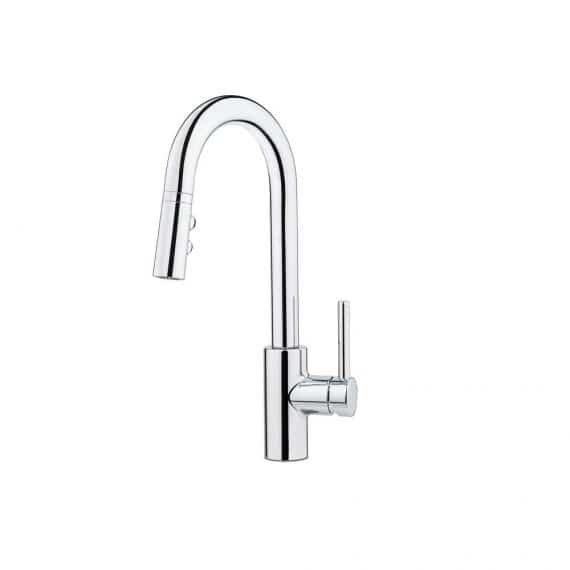 pfister-stellen-lg-sac-single-handle-bar-faucet-with-pull-down-sprayer-in-polished-chrome