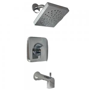 Moen Genta-82760-Single-Handle Tub and Shower Faucet