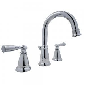 Moen Banbury - WS84924 - 8 IN. Widespread 2-Handle High-Arc Bathroom Faucet