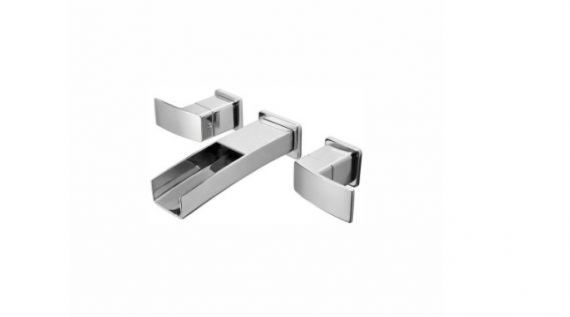 pfister-kenzo-lg-dfc-handle-wall-mount-bathroom-sink-faucet-trim-kit-in-brushed-nickel-with-waterfall-spout-valve-not-included