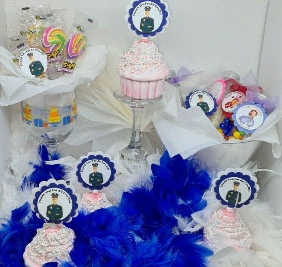 police-party-personalized-cupcake-topper-birthday-retirement-thank-you-back-blue