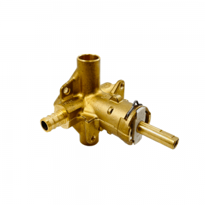 MOEN-2580-Brass Posi-Temp Tub and Shower Valve
