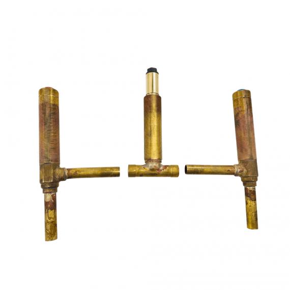 Moen - 4792 - 2-Handle 3-Hole Roman Tub Adjustable Rough-In Valve