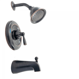Moen Banbury-82910BRB-Tub and Shower Faucet
