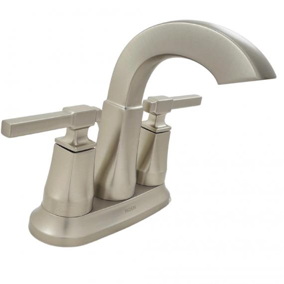 Moen Ayda-84728SRN-2-Handle Bathroom Faucet