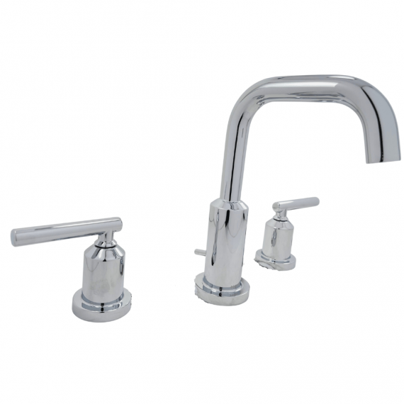 Moen Gibson T6142 8 in. Dual-Handle Bathroom Faucet Trim Kit in Chrome Finish