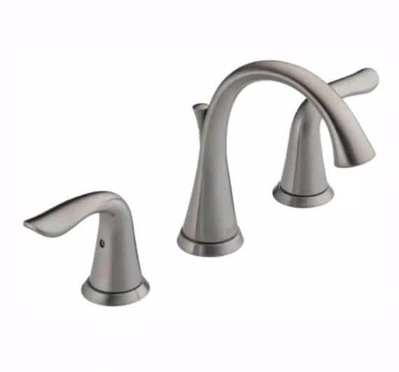 delta-lahara-ssmpu-dst-in-widespread-handle-bathroom-faucet-with-metal-drain-assembly-in-stainless